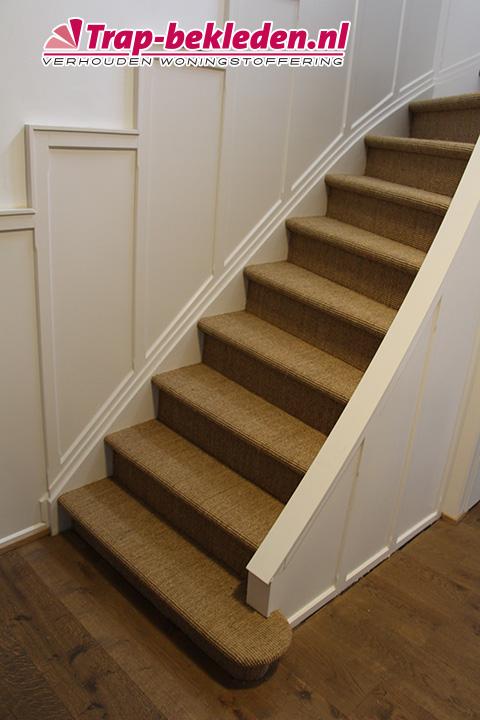 Vloerbedekking trap verwijderen kosten gelakt hout verven zonder schuren - Handige trap ...