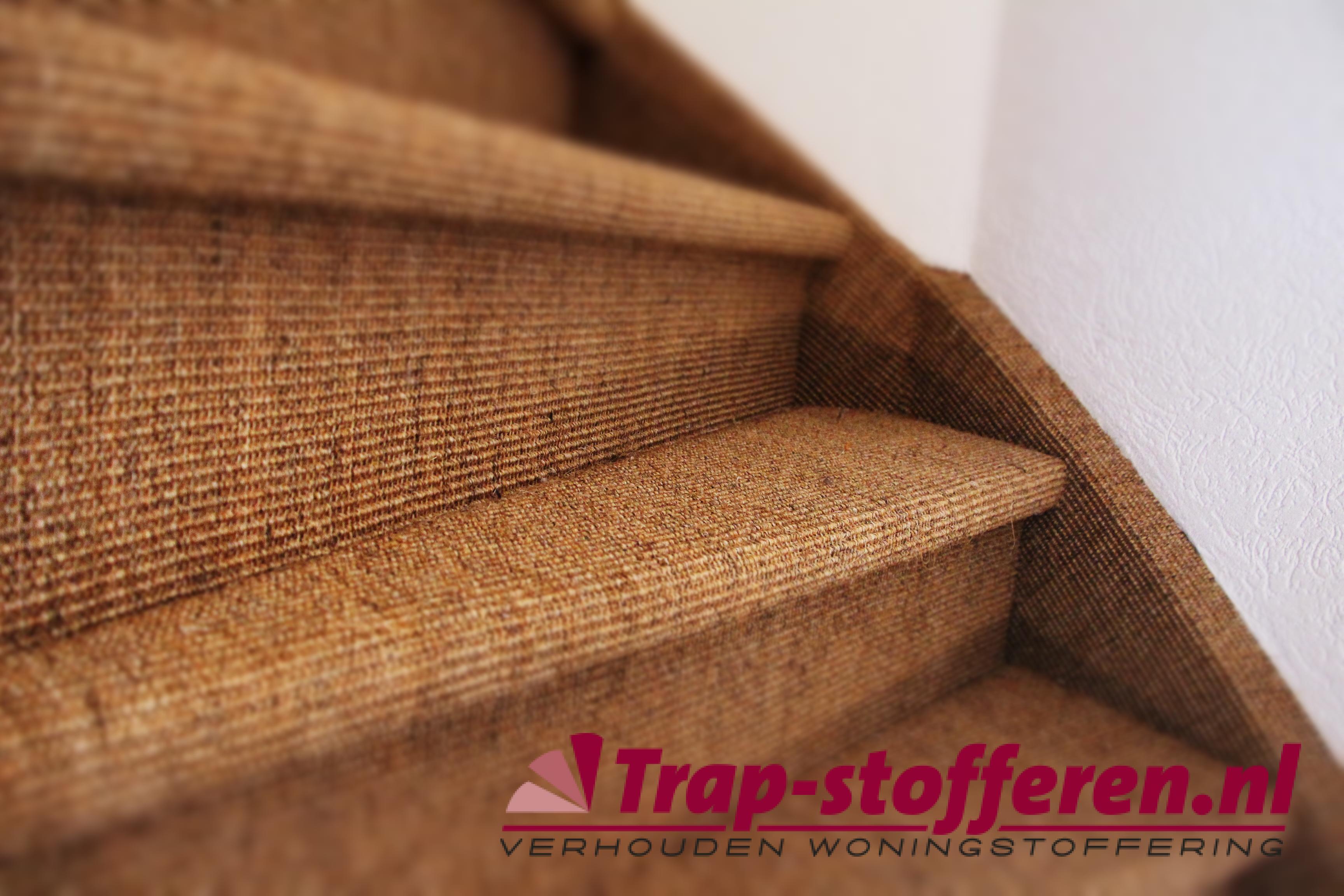 Populair Trap Bekleden met Sisal door trap-stofferen.nl &RZ61